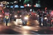 부산경찰, 여름철 폭주족 대대적 단속…