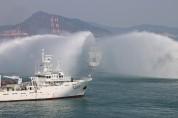 부산해경 3001함 , 울산 석유제품 운반선 화재 진압의 숨은 주역